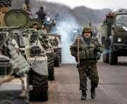Генштаб разрешил применить артиллерию в районе Марьинки и Красногоровки