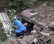 В Харьковской области нашли выброшенное тело младенца