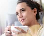 Чай с мятой помогает еде усваиваться