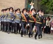Харьковские спасатели получили звание лейтенанта