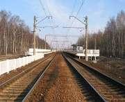 На Основе в Харькове поезд сбил мужчину