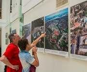В харьковской галерее открылась фотовыставка польского ученого