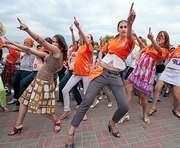 Харьковчан приглашают на танцевальный флешмоб прямо сегодня вечером