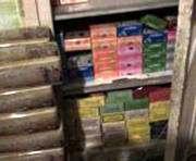 В центре Харькова накрыли подпольный склад кальянного табака