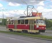 В Харькове трамваи №3 и №27 изменят маршруты из-за следственного эксперимента
