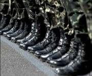 Украинских солдат обуют в новые берцы