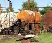 Под Харьковом накрыли нелегальный нефтяной цех