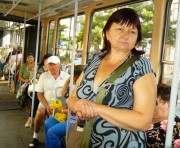 В харьковских трамваях появились странные билеты