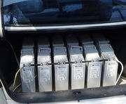 Ученые ХПИ разработали электромобиль