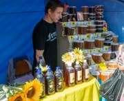 Где в Харькове открылась выставка меда