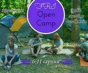 Молодежь Донбаса и Крыма приглашают в палаточный лагерь в Змиевском районе