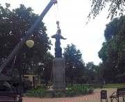 В Харькове устанавливают памятник Сагайдачному