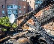 Пожары в центре Харькова: жильцы подозревают поджоги
