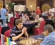 Харьковчанин стал серебряным призером международного шахматного турнира