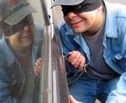 Как в Харькове находят угнанные машины
