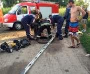 В Харькове четверо мужчин погибли, спустившись в канализационный коллектор