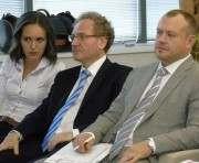 Международные эксперты и представители местных советов Харьковщины обсудили децентрализацию