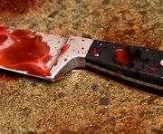 Иностранец с ножом напал на харьковчанина