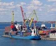 В украинских портах упрощено оформление судов и грузов
