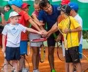 Звезды мирового тенниса показали мастер-класс харьковским детям