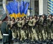 Парад на День независимости в Киеве пройдет без техники