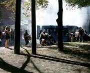 Идентифицированы все участники беспорядков на Скрипника в Харькове
