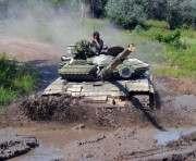 На Харьковщине впервые подготовили солдат по программе механика-водителя бронетехники