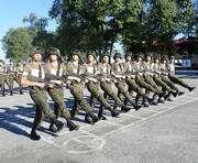 Несколько сотен харьковских курсантов отправлены в Киев