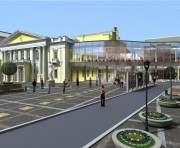Харьковскую филармонию достроят в этом году