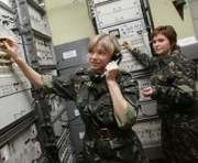 Харьковчанки хотят стать снайперами и морскими пехотинцами