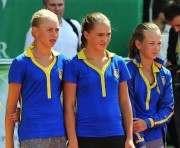 Харьковские теннисистки завоевали «золото» чемпионата Европы