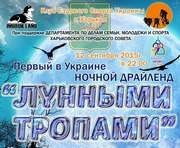 В Харькове пройдут ночные гонки на собачьих упряжках