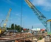 Строительство станции «Победа» в Харькове: как идут работы
