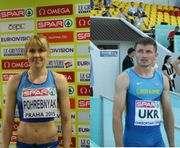 Харьковчанка стала лучшей легкоатлеткой июля в Украине