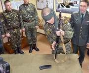 Конкурс в военные вузы в Харькове вырос