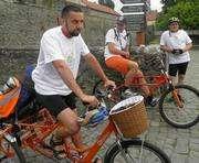 Всеукраинский велопробег «Запад – Восток» добрался до Харькова