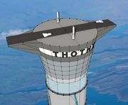 Канадцы собираются построить 20-километровый лифт в стратосферу