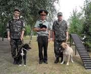 Харьковских заключенных будут охранять новые собаки