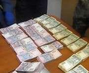 На «Гоптовке» задержали луганчанку с миллионом от бабушки: видео-факт