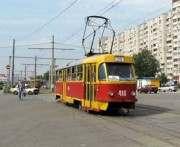 На проспект Победы возвращаются трамваи