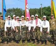 Харьковские школьники выиграли в патриотической игре «Сокол»