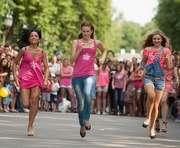 Харьковских девушек приглашают пробежаться на шпильках