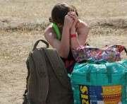 В Харькове зарегистрировано 102 тысячи переселенцев