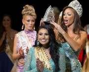 Кто стал победительницей конкурса «Миссис Вселенная-2015»