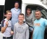 Харьковский восьмиклассник получил благодарность за волонтерство