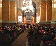 В харьковском органном зале выступит музыкант из Лиона