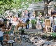 В Харькове появился Дом художников вместо лыжной базы