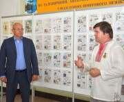 Харьковчане смогли увидеть последний путь Кобзаря в марках