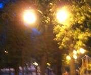 Харьковские школы окружили светильниками