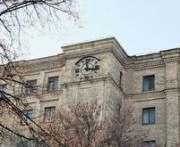 На здании Харьковского университета отремонтировали часы